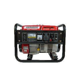 gerador de energia a gasolina 1200w mg 1200cl 12 kva motomil 110 v 4123629