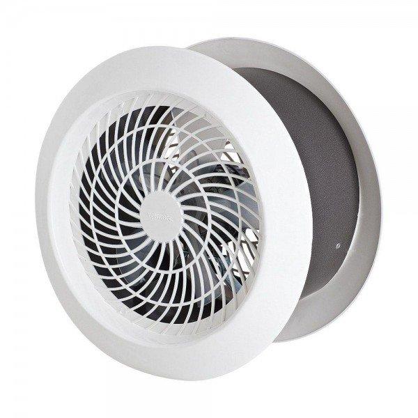 ventilador axial exaustor 25cm 220v premium ventisol 14404548