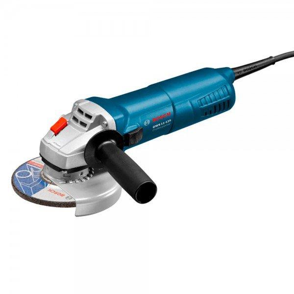 Esmerilhadeira Bosch GWS 11-125