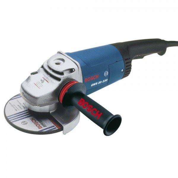Esmerilhadeira Bosch GWS 20-230