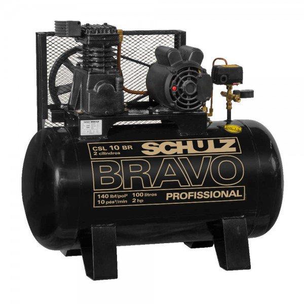 Compressor Ar Schulz Bravo CSL 10100