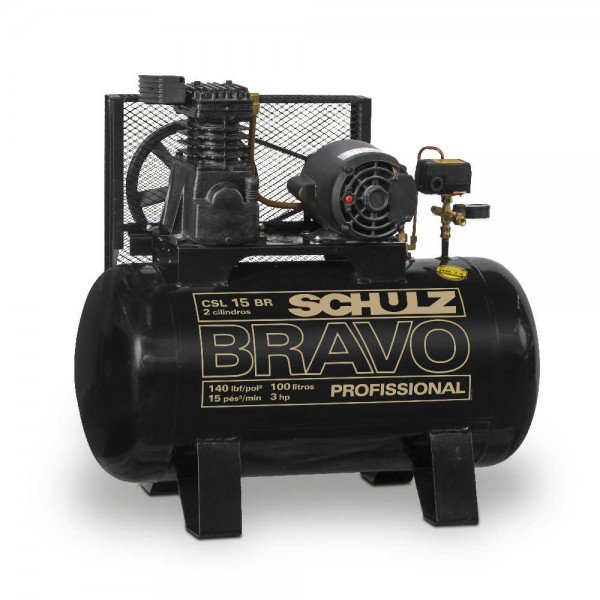 Compressor Ar Schulz Bravo CSL 15100