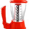 lanterna e lampiao recarregavel led 7050 albatroz