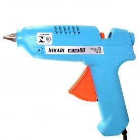 pistola cola quente hk hm 60 60w bivolt hikari