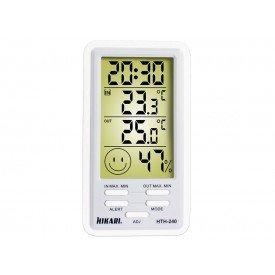 termo higrometro digital hth 240 hikari