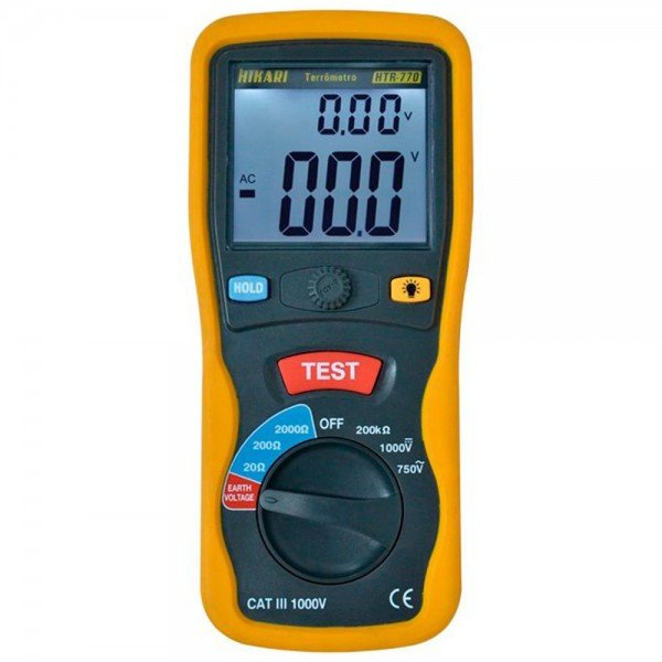 terrometro digital htr 770 hikari