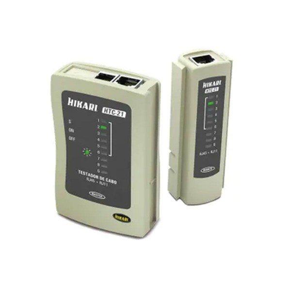 testador cabo de rede htc 21 hikari