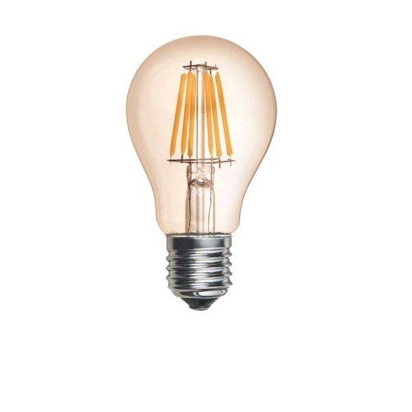 lampada led filamento vintage a60 4w