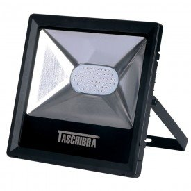 refletor tr led 30 30w 6500k pretoverde