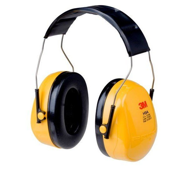 protetor auricular 3m h9a