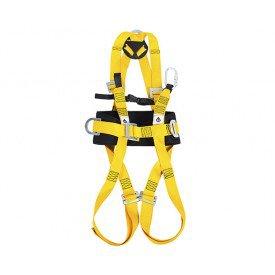 cinturao paraquedista com abdominal 5 fivelas e a2 Incorzul