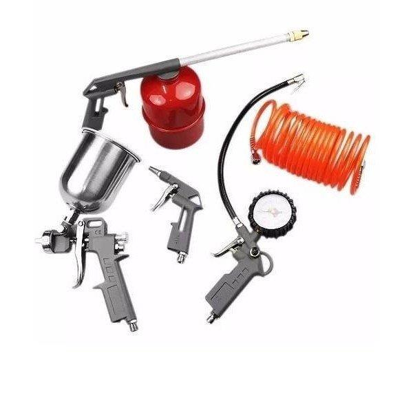 kit para compressores hobby com 5 precas incorzul