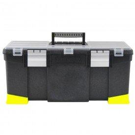 caixa de ferramentas fechos aluminio 22pol 22 080 stanley incorzul