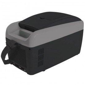 mini geladeira 6l 12v bdc6l la black decker incorzul