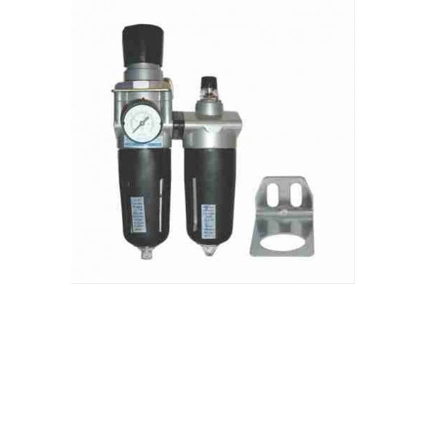 Filtro Regulador Lubrificador Mdio   FRL 2400   Steula   Incorzul