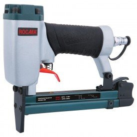 grampeador pneumatico para tapeceiro de 6 a 16mm mod 80w rocama incorzul
