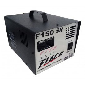 Carregador Inteligente de Bateria F150 SR   Flach