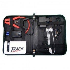 auxiliar de partida apf 12000 portatil com carregador usb flach incorzul