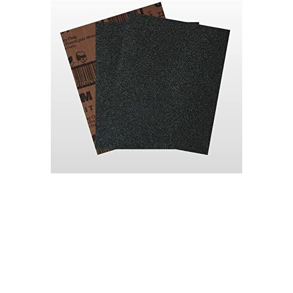 Folha de Lixa D gua P150 225x275MM   3M   Incorzul