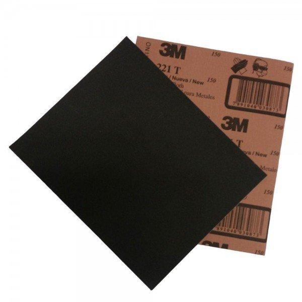 Folha de Lixa D gua 221T P36 225x275   3M   Incorzul