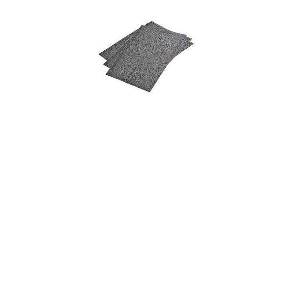 Folha de Lixa D gua 221T P50 225x275   3M   Incorzul