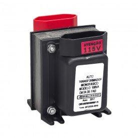 Auto Transformador Conversor Porttil 100va 110v 220v   Adftronik   Incorzul