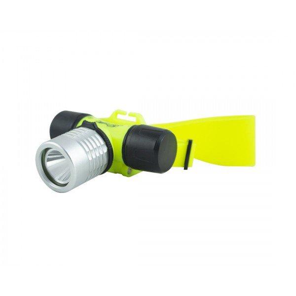 lanterna de cabeca mergulho tdq 001 3w 1 led albatroz 2531