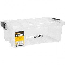 caixa plastica bau cbv 010 vonder incorzul