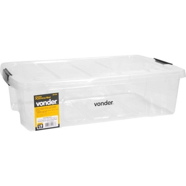 caixa plastica bau cbv 020 vonder incorzul