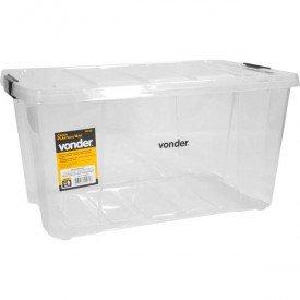 caixa plastica bau cbv 028 vonder incorzul