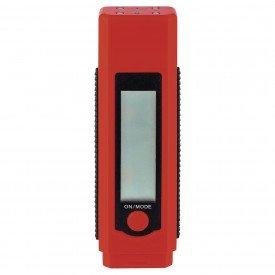 medidor de umidade e temperatura 4 x aaa worker incorzul