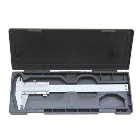 paquimetro universal metalico 6 pol resolucao 0 02mm 3163159 mtx incorzul