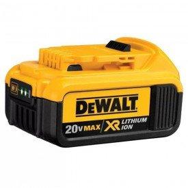 Bateria de Ltio 20V XR 40Ah Dcb204 B3   DeWalt   Incorzul