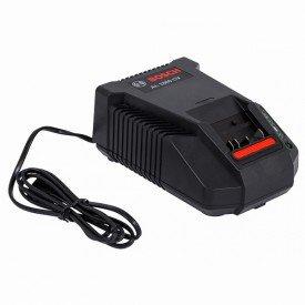 carregador de bateria rapido 14 4 a 18v bosch incorzul