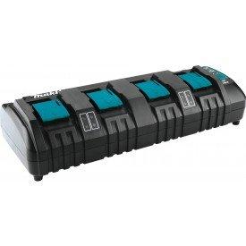 Multi carregador de baterias DC18SF   Makita   Incorzul