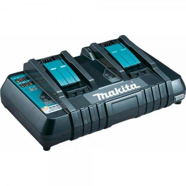 carregador de baterias de litio 12v dc10sb makita incorzul