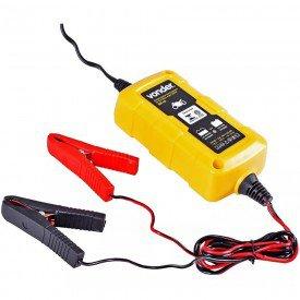 carregador de bateria 12v cib003 vonder incorzul
