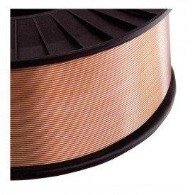 Arame Para Solda MIG Tubular 1 Carretel com 15 Kg   Merco   Incorzuljpg