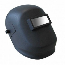 Mascarra para solda com visor fixo   Worker   Incorzul