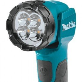 lanterna cabeca giratoria dml815 makita incorzulll