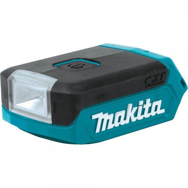 lanterna de led a bateria 12v ml103 makita incorzull