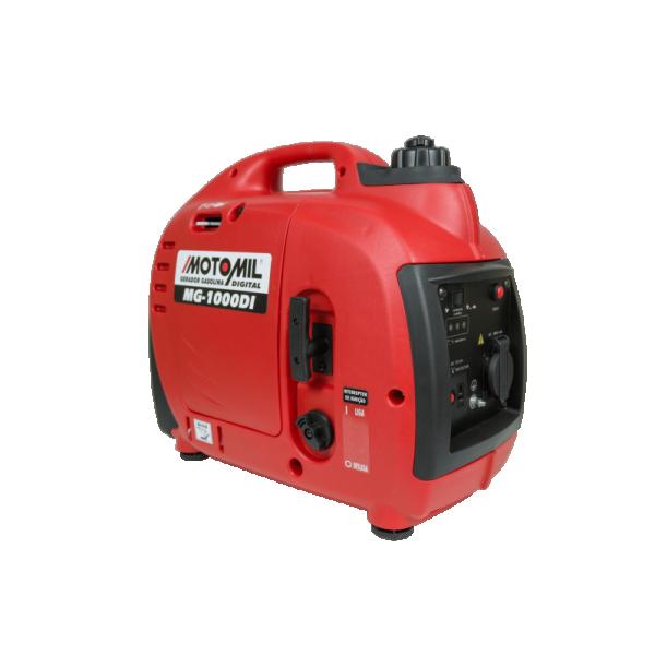 gerador de energia inverter mg 1000di 1 0 kva partida manual motomil incorzul