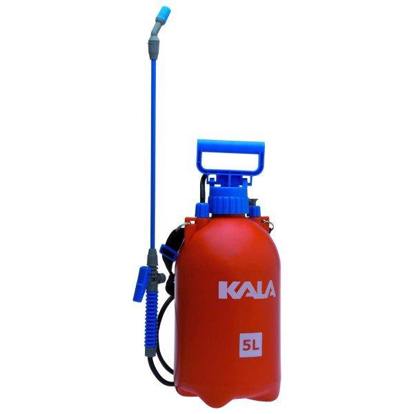 pulverizador por compressao previa 5 litros kala incorzul