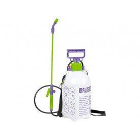 pulverizador manual 7 litros lateral palisad incorzull