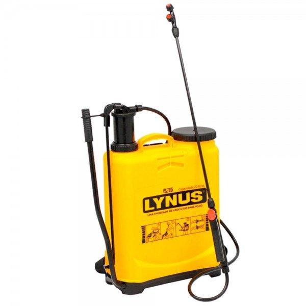 Pulverizador Manual PL 20L   Lynus   Incorzul