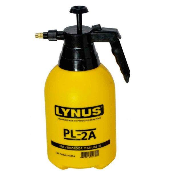 Pulverizador Manual PL 2A 2L   Lynus   Incorzul