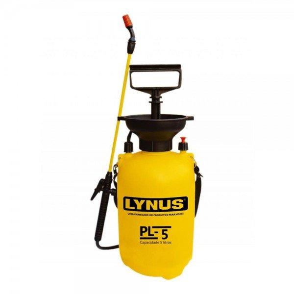 pulverizador manual pl 5 5l lynus incorzul