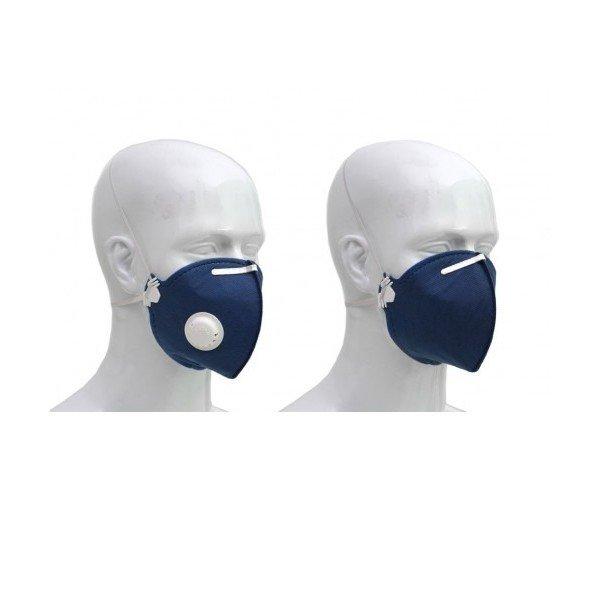 mascara respiratorias pff1 com valvula ledan incorzul