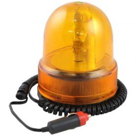 luz de emergencia giroflex amarela red lee tools incorzul