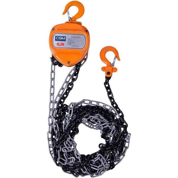talha manual de corrente tc 500 kg 3 metros csm 1 1584098656